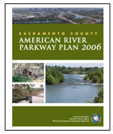 American River Parkway Plan 2006 Cover